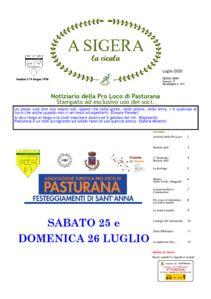thumbnail of A Sigera Luglio 2020